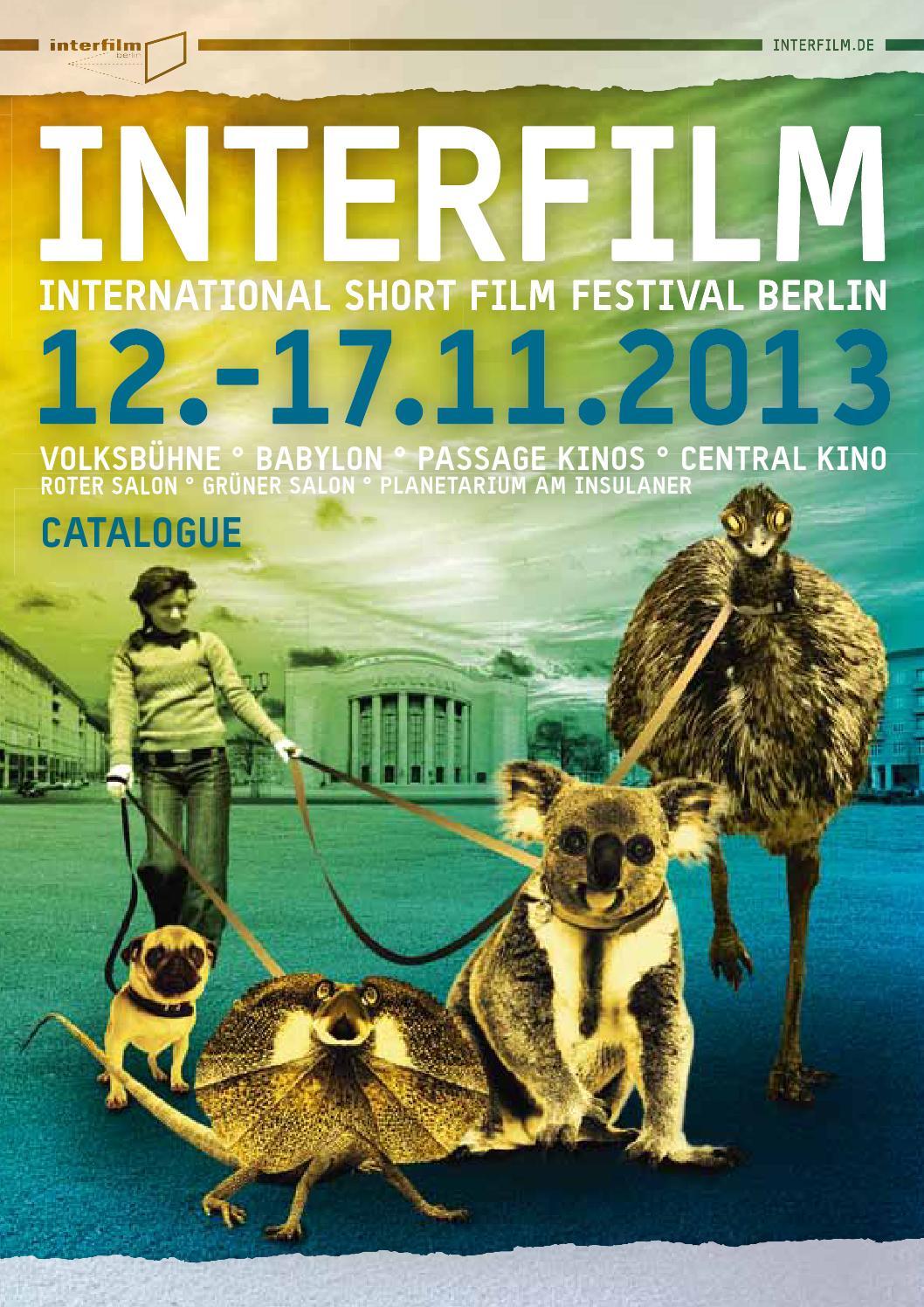 29th International Short Film Festival Berlin - Festival