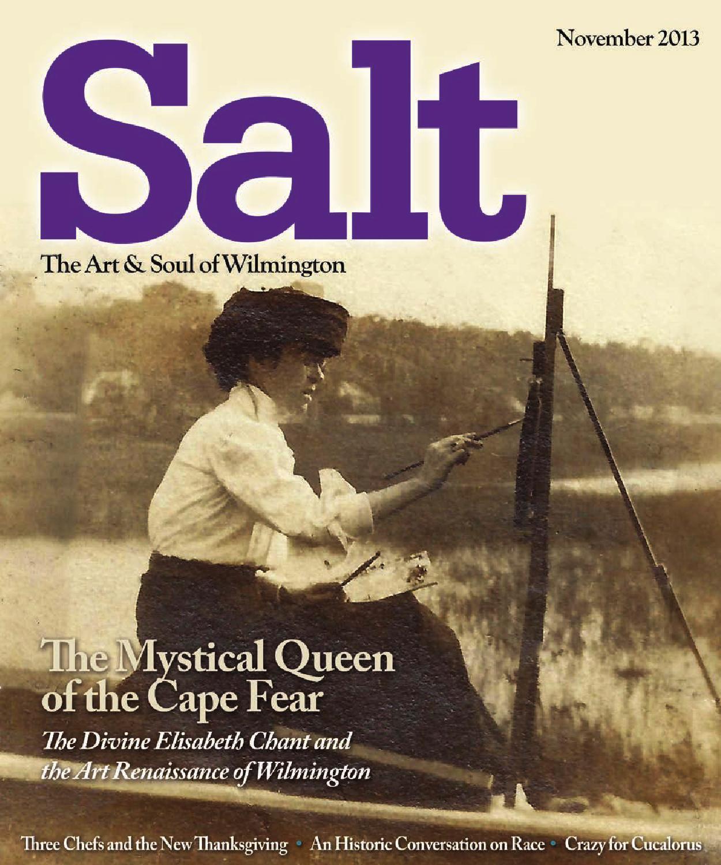 61d84d7ed1 November 2013 Salt by Salt - issuu