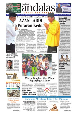 Epaper andalas edisi rabu 30 oktober 2013 by media andalas - issuu f969848aba
