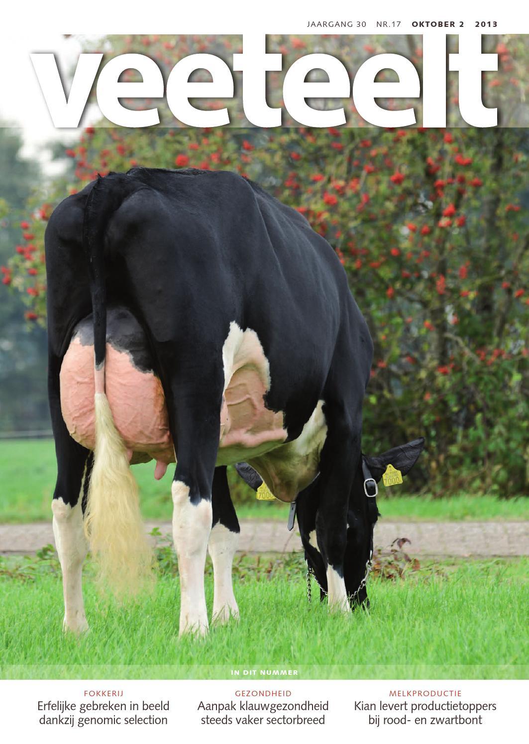 veeteelt oktober2 2013 by crv uitgeverijcrv publishers