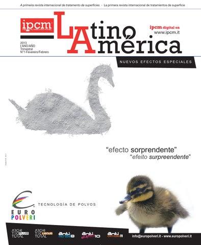 ipcm® LatinoAmérica 2013 n. 1 by ipcm®- International Paint&Coating ...