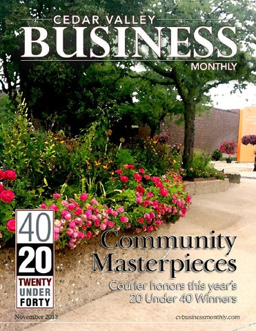 Business Monthly November 2013 By Waterloo Cedar Falls Courier Issuu