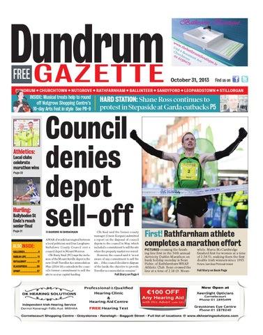 Dundrum by Dublin Gazette - issuu 501850acb062d