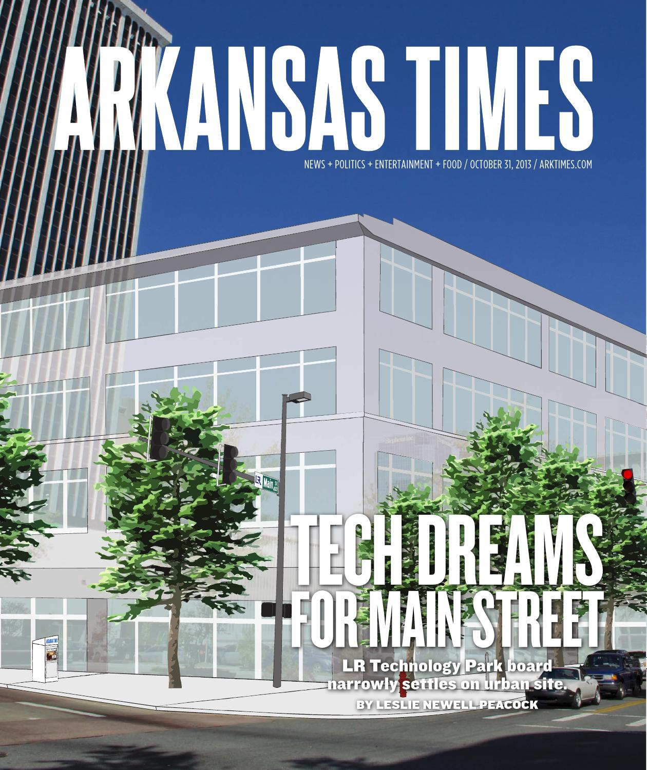 Arkansas Times - October 31, 2013 by Arkansas Times - issuu
