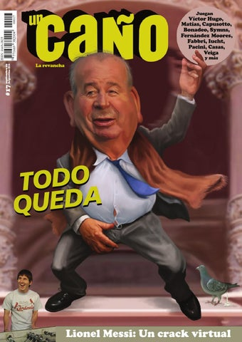 Revista Un Caño - Número 17 - Septiembre 2009 by Revista Un Caño - issuu 126dcc891d125