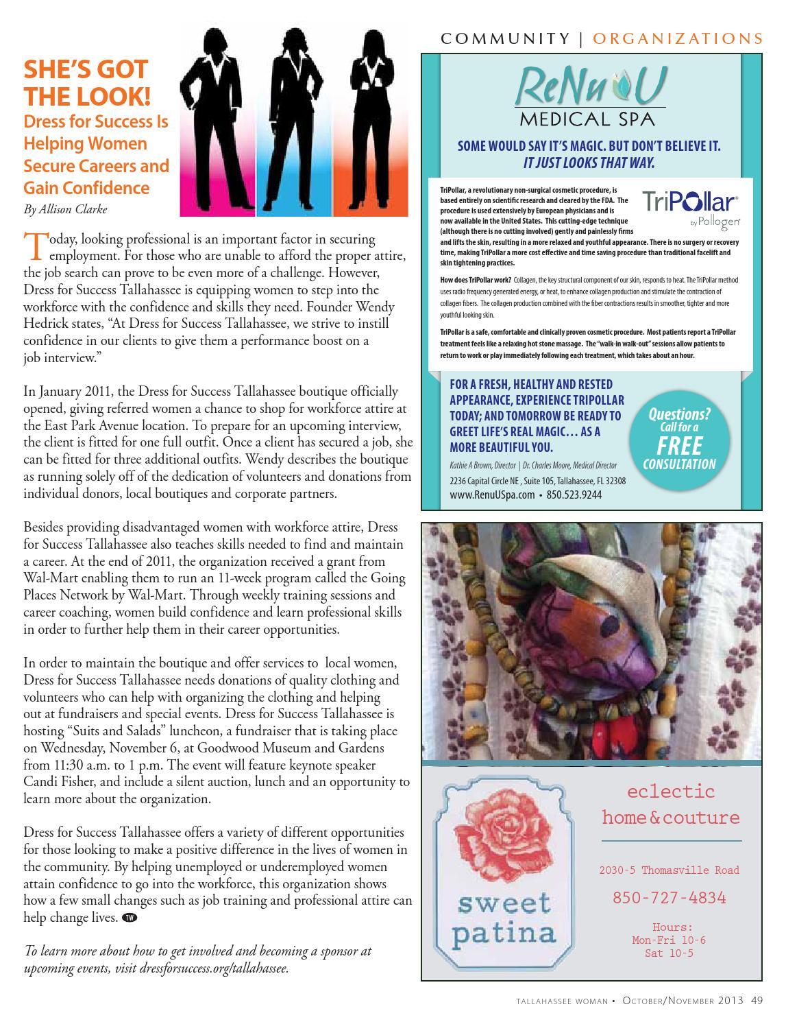 Oct-Nov2013 online by Tallahassee Woman Magazine - issuu
