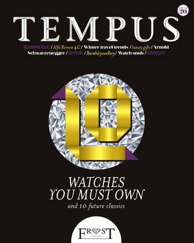 736dc1dd6d Tempus Issue 20 by Tempus Magazine - issuu