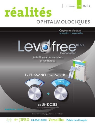 RO Feuilletage 193 by Performances Medicales - issuu 338bac5da37f