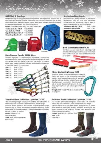 467fffed1ba Perfect Christmas Gifts from Ellis Brigham by Ellis Brigham Mountain Sports  - issuu