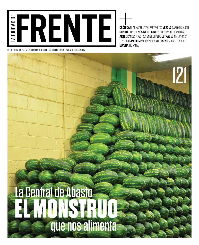 Frente 121 by La semana de Frente - issuu 2f4913600f08f