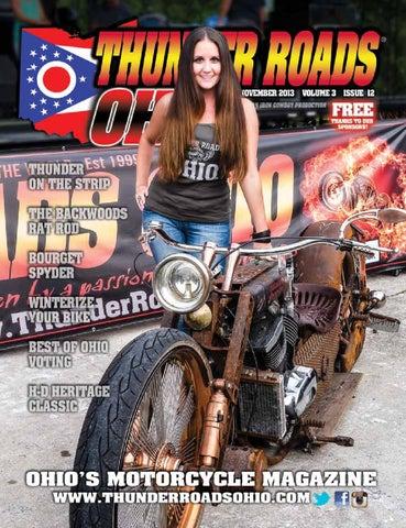 Nov  2013 by Thunder Roads Ohio Magazine - issuu