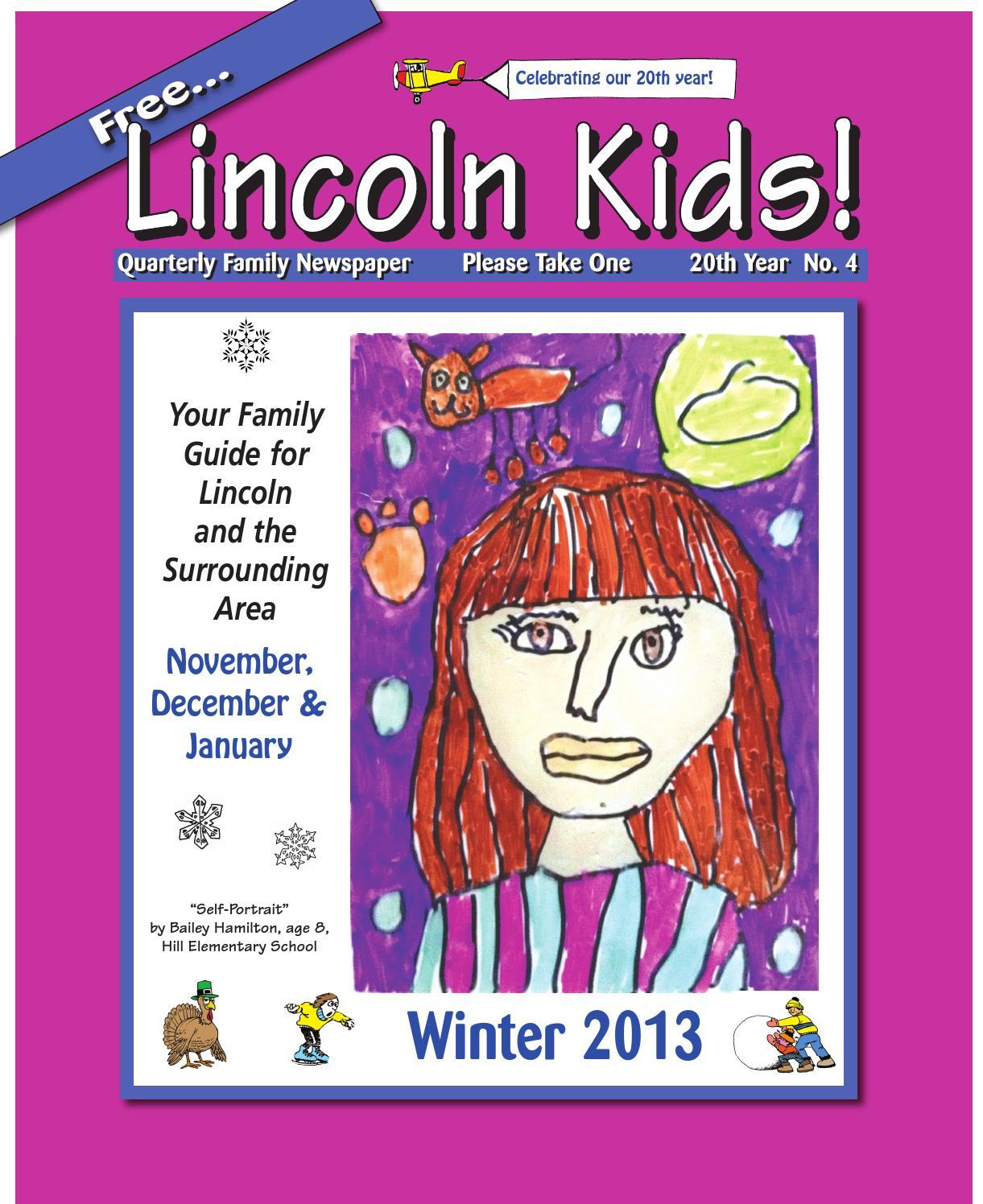Lincolnkidswinter2013 By Lincoln Kids Newspaper Issuu Lego Birthday Party Fox Trot Feet Dance Steps Diagram Free Download
