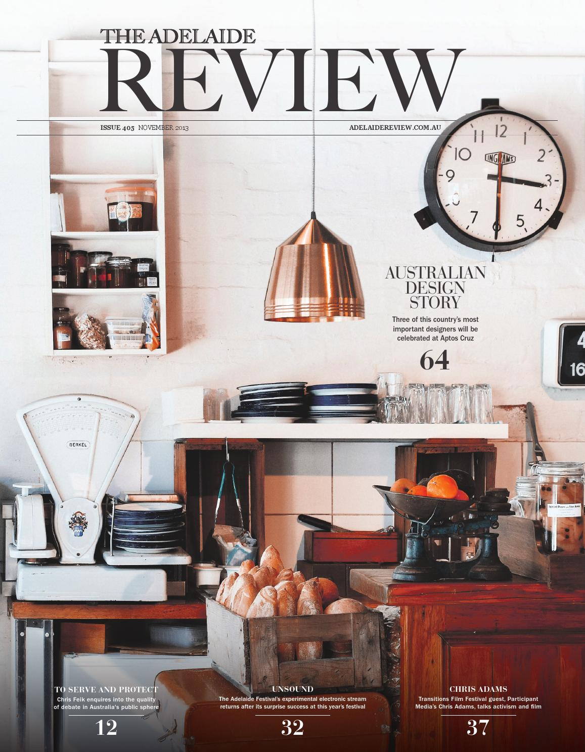 The Adelaide Review November 2016 By