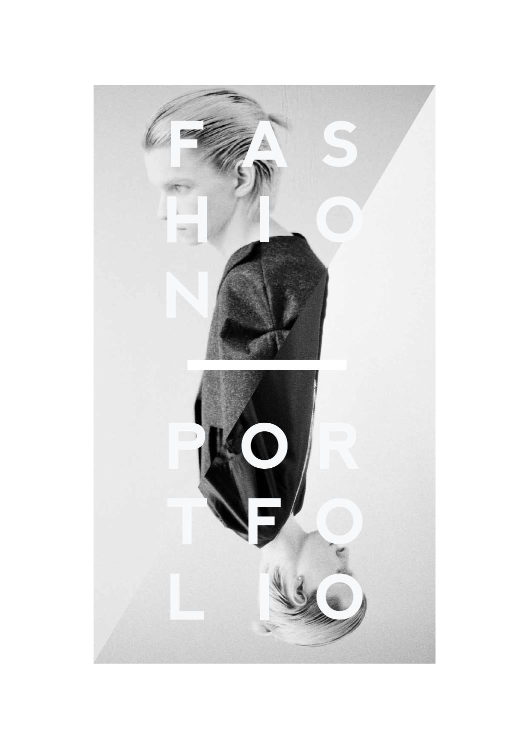 Fashion portfolio by Joellie Lin - issuu