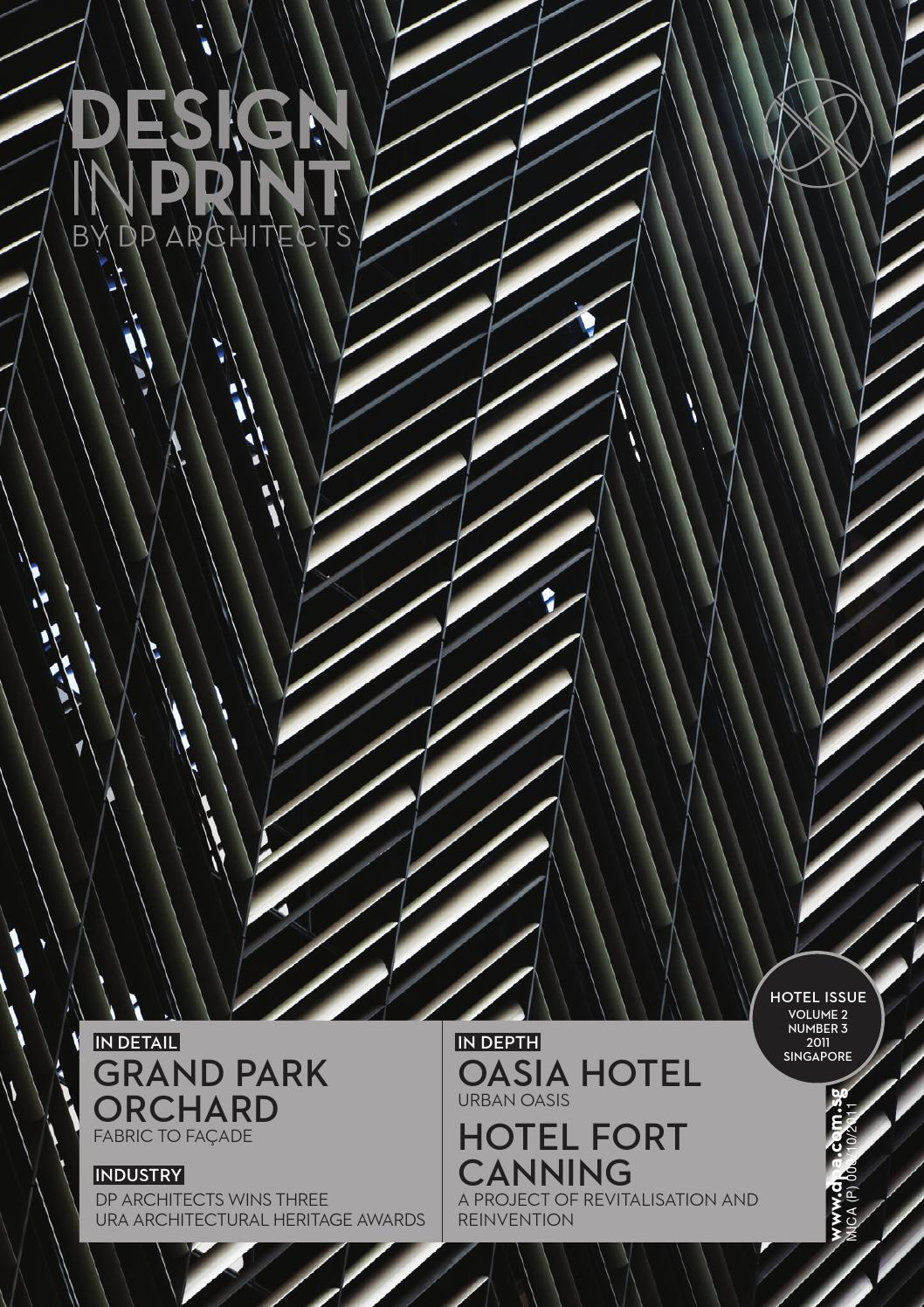 Design In Print 2 3 Hotel by DPArchitects - issuu