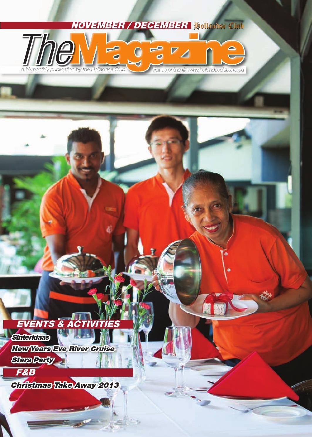 Hollandse Club Magazine Nov Dec  By Hollandse Club Issuu