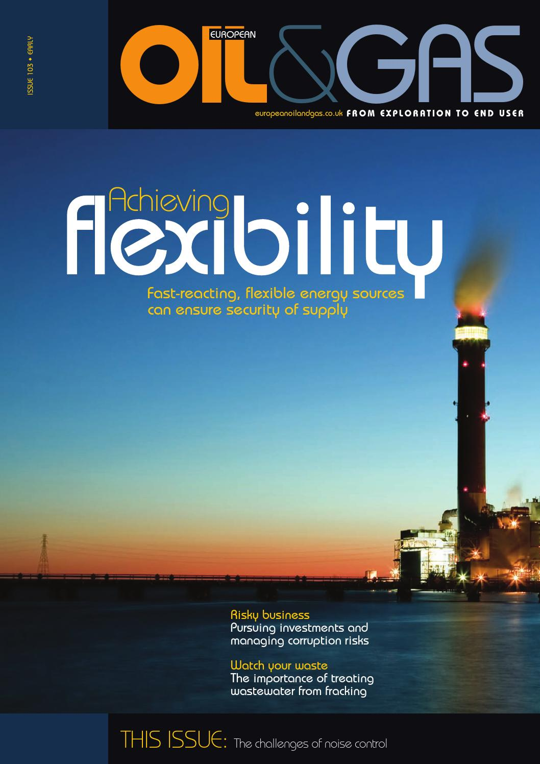 European Oil And Gas Issue 103 Early Edition By Schofield