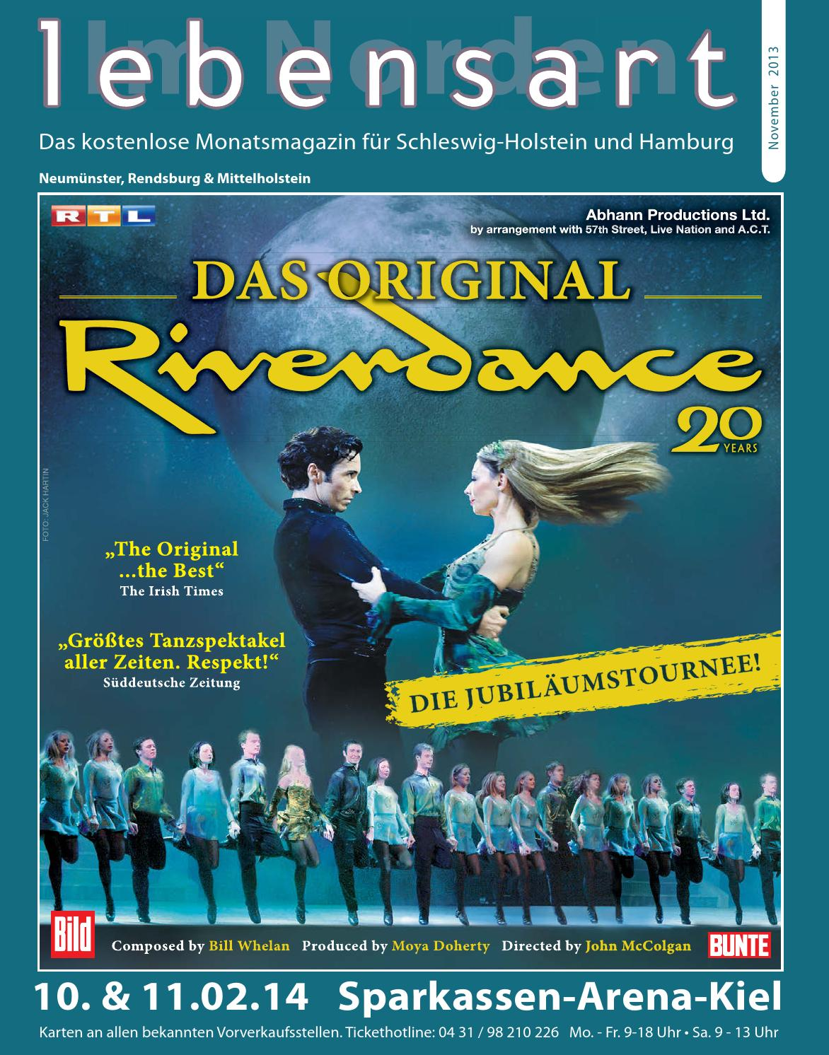 Lebensart Im Norden Neumünster November 2013 By Verlagskontor