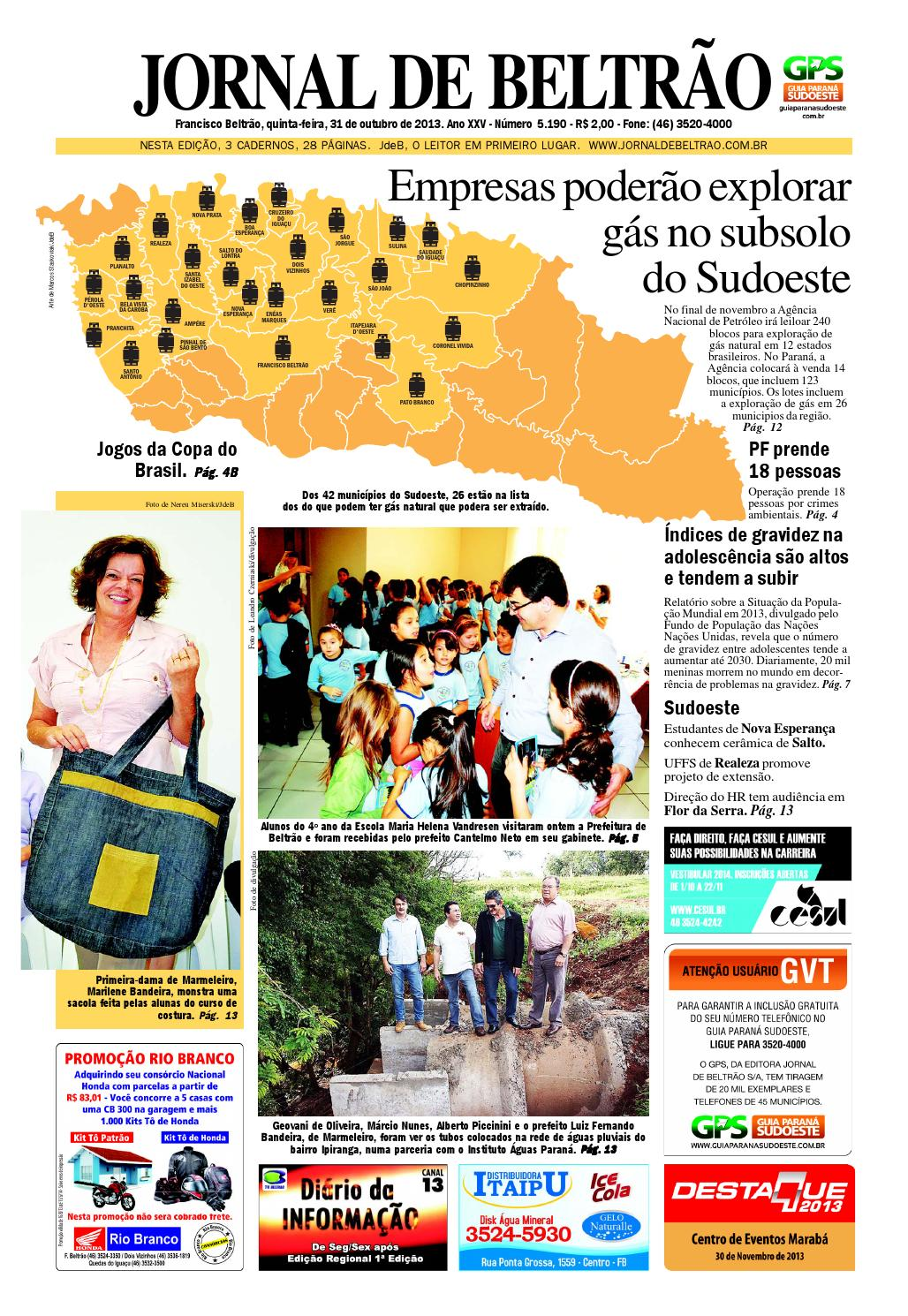 Jornaldebeltrao 5190 31-10-2013.pdf by Orangotoe - issuu 47a766beffb33