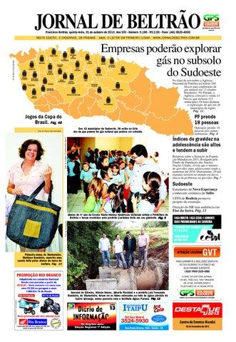 Jornaldebeltrao 5190 31-10-2013.pdf by Orangotoe - issuu e065b9276675c