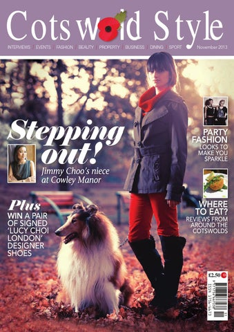 c9353eb0121 Cotswold Style November 2013 by Cotswold Style Ltd - issuu