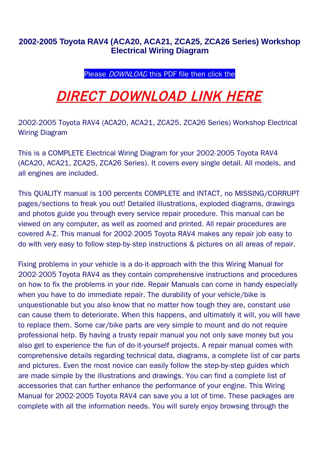 1996 Itasca Wiring Diagrams