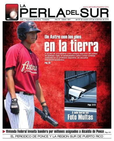 Edicion 1561 by Periódico La Perla Del Sur - issuu 42d550475ce23
