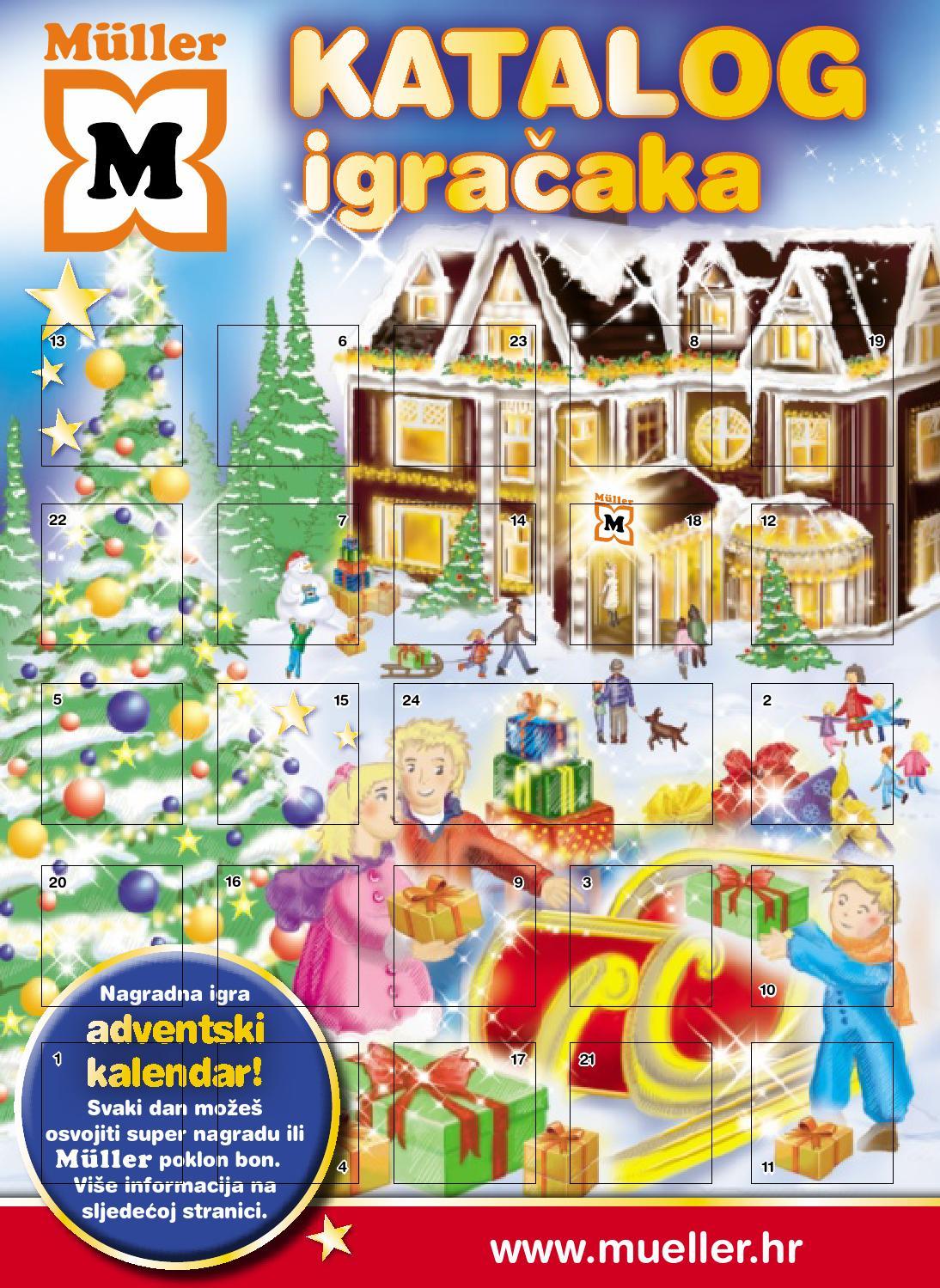 Muller Katalog Igracke 31 10 Do 31 12 By