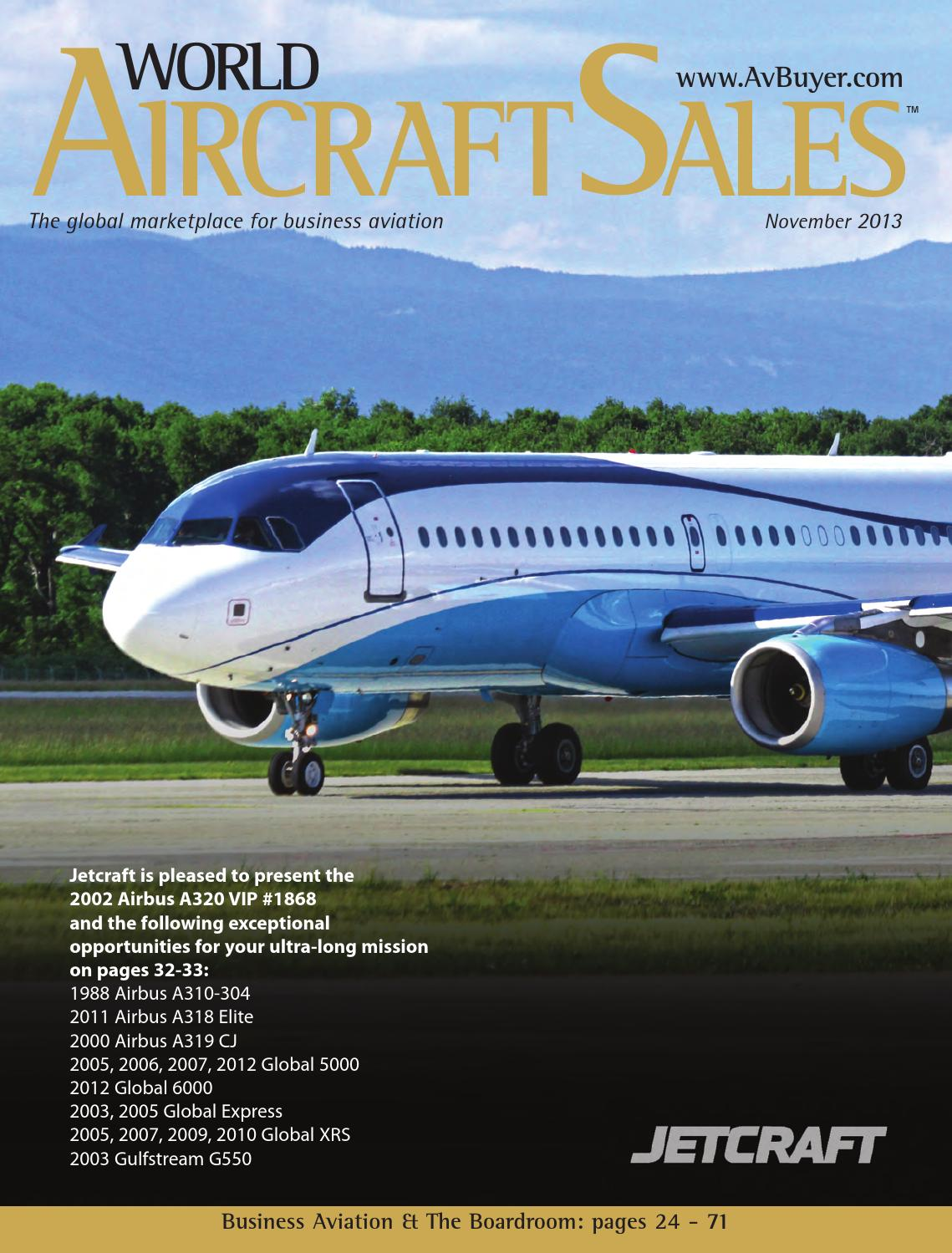 World Aircraft Sales Magazine November 2013 By Avbuyer Ltd Issuu Wiringdiagram Have A 1997 Mustang Gt With The Basic Mach 460 Sound