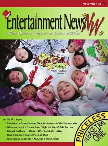 Entertainment news nw november 2013 by entertainment news nw issuu page 1 fandeluxe Choice Image