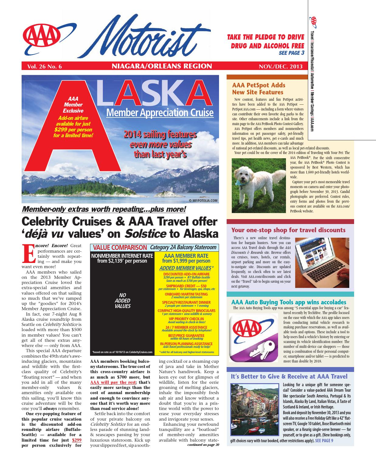 Niagara by AAA East Central - issuu