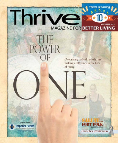 a4bde4c89cd Thrive November 2013 Issue by Thrive Magazine - issuu