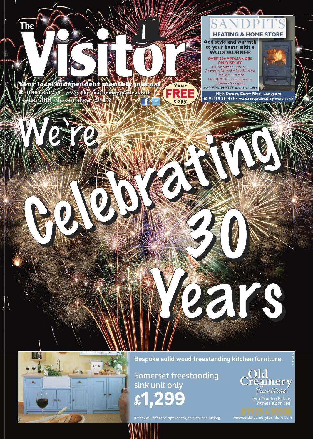 foto de The Visitor Magazine Issue 360 November 2013 by The Visitor ...