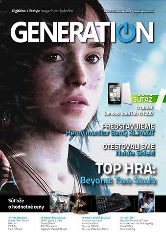 bb87ea086 Generation magazín #023 by Generation magazine - issuu