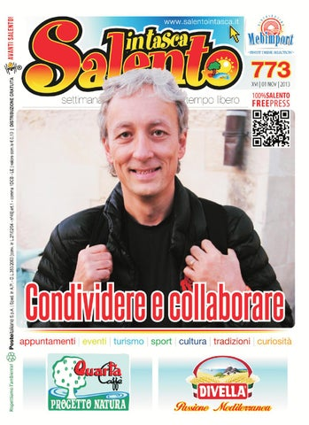 salento in tasca 773 by salento in tasca issuu