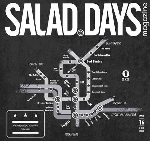 SaladDays #16 by Salad Days Magazine issuu