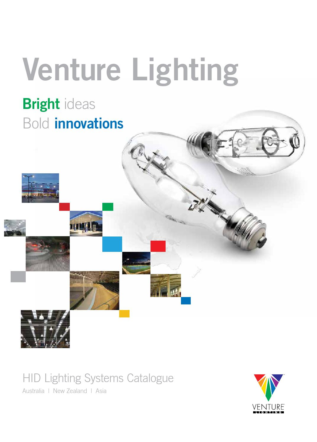 Venture Lighting Catalogue by Advanced Lighting Technologies Australia - issuu  sc 1 st  Issuu : venture lighting - azcodes.com