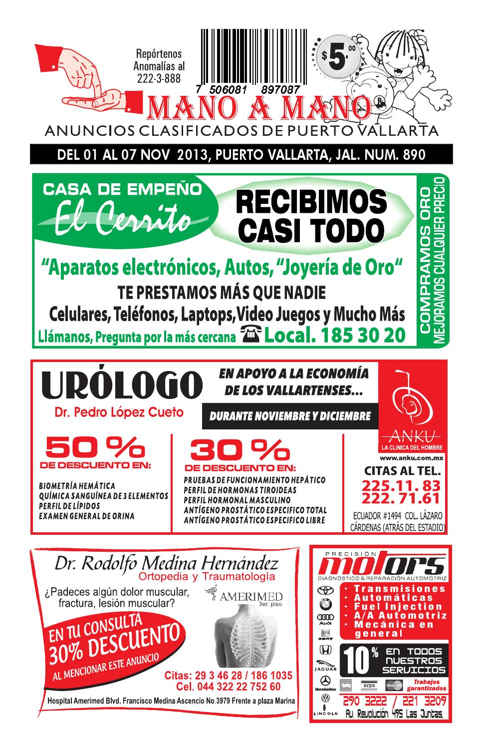 893c14ac588 Publicidad 890 by MANO A MANO - issuu