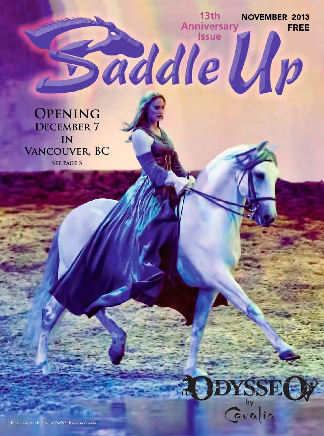 Saddle Up Nov 2013 by Saddle Up magazine - issuu