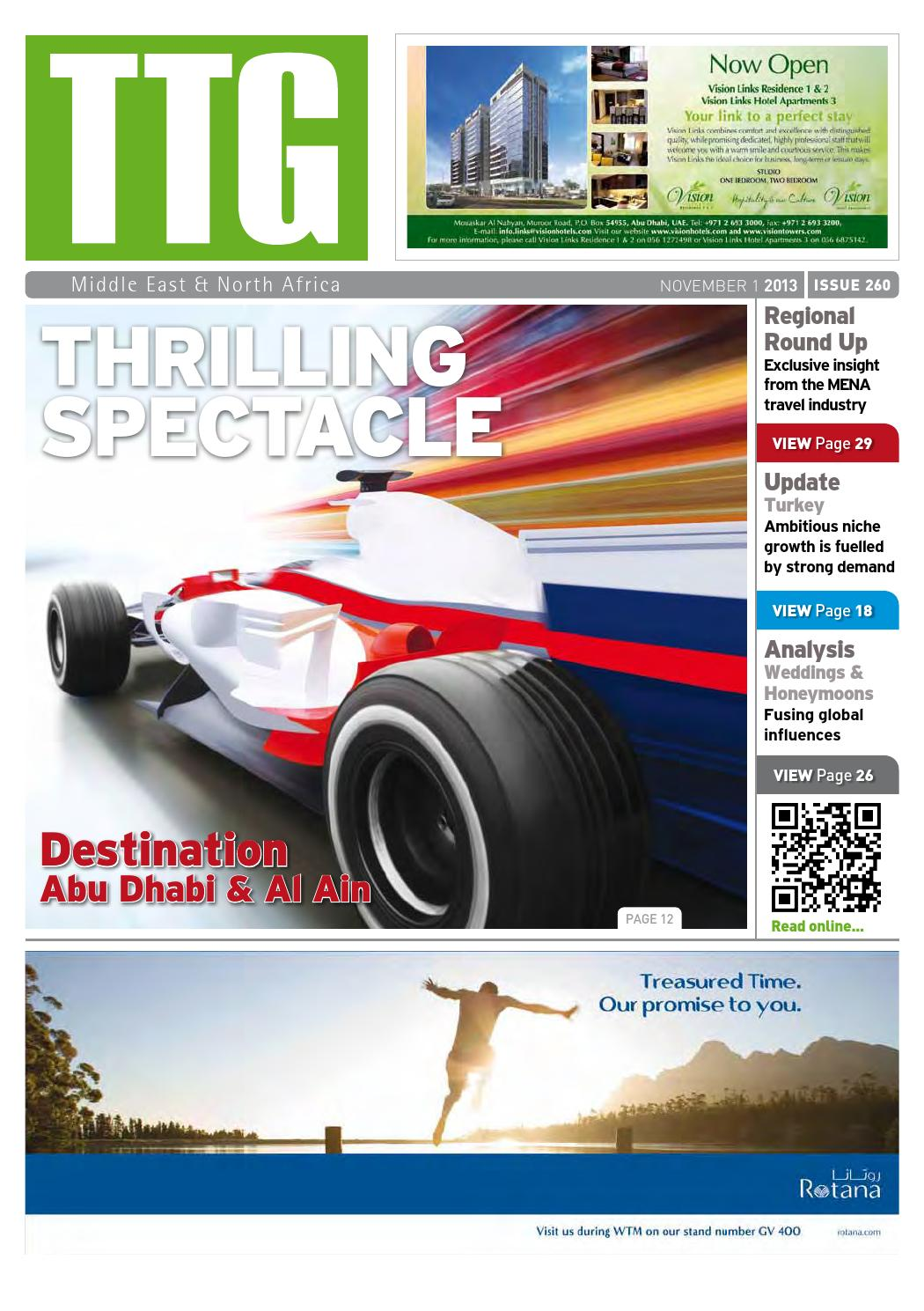 260 november 01 by TTG MENA - issuu