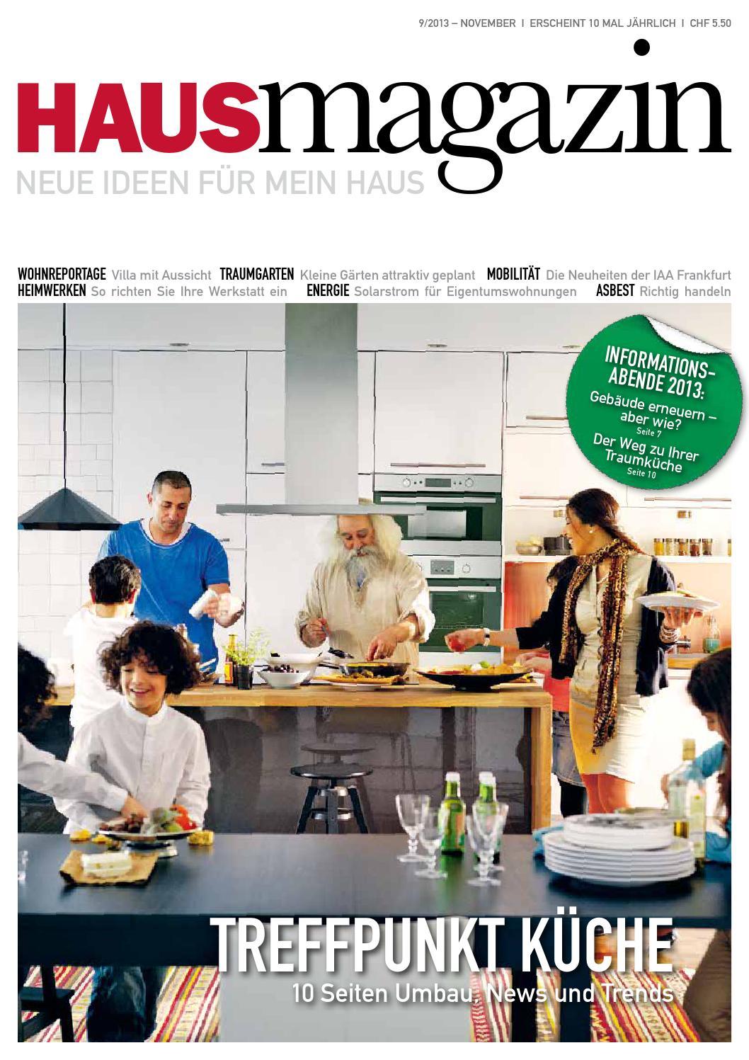 Hausmagazin November 13 by HAUS MAGAZIN - issuu