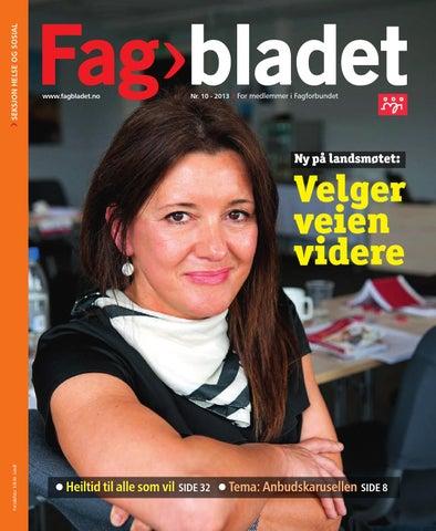 77001b88 Fagbladet 2013 10 - HEL by Fagbladet - issuu