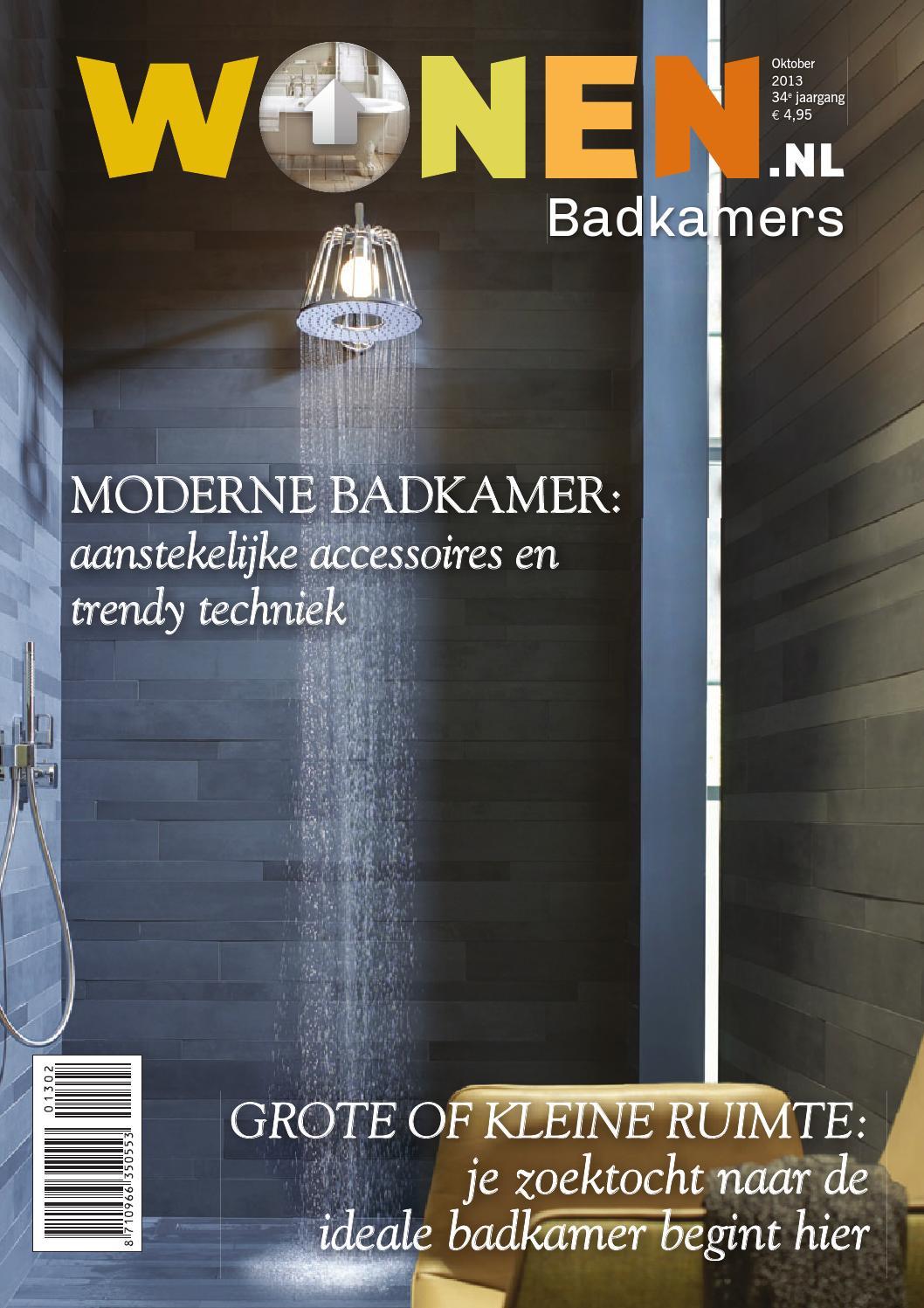 Wonen.nl Badkamers 2013-2 by Wonen Media - issuu