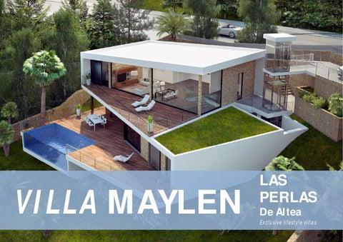 Villa maylen las perlas de altea by royal residence lifestyle