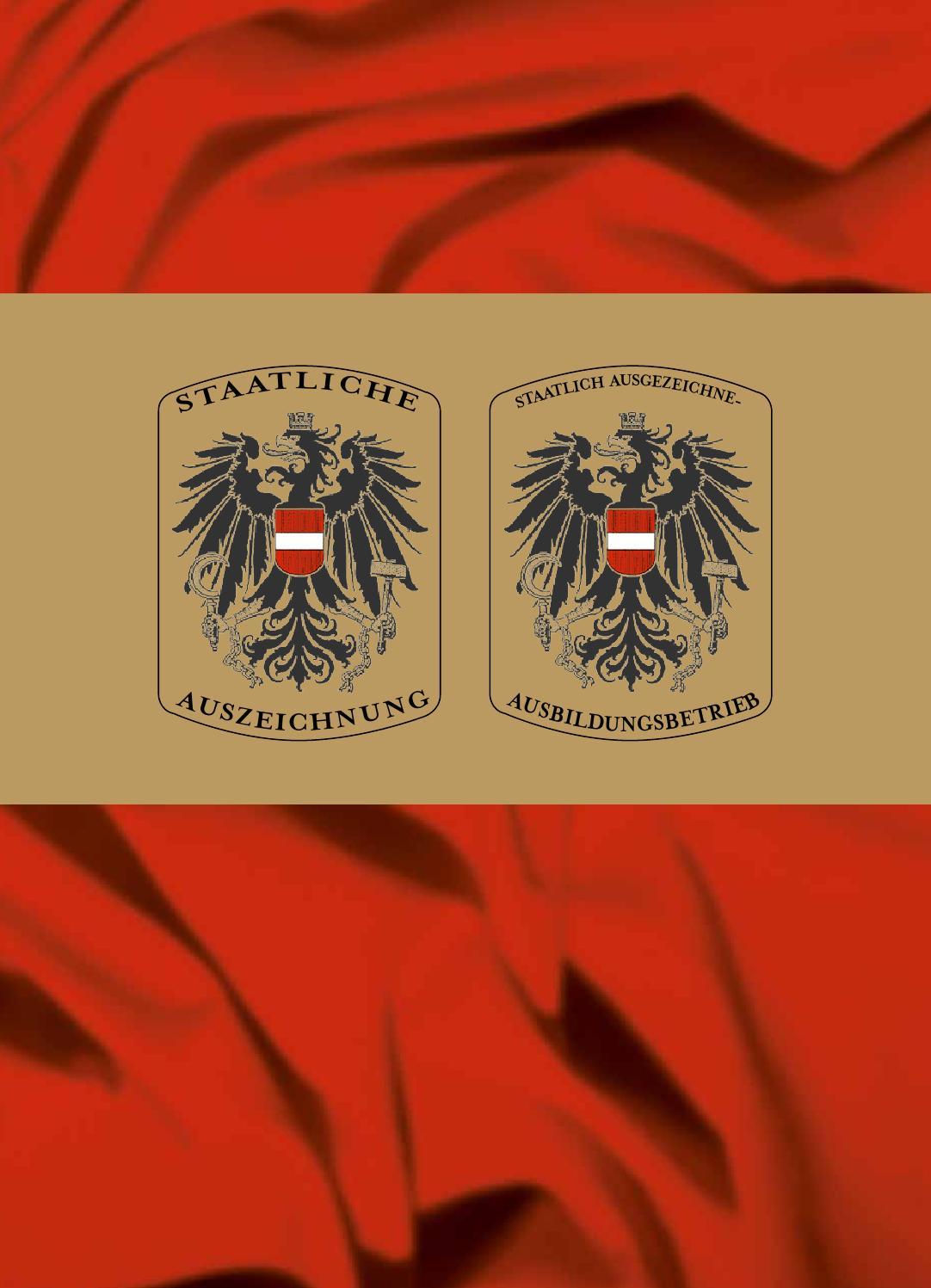 Staatliche Auszeichnung by Staatswappen.at - issuu