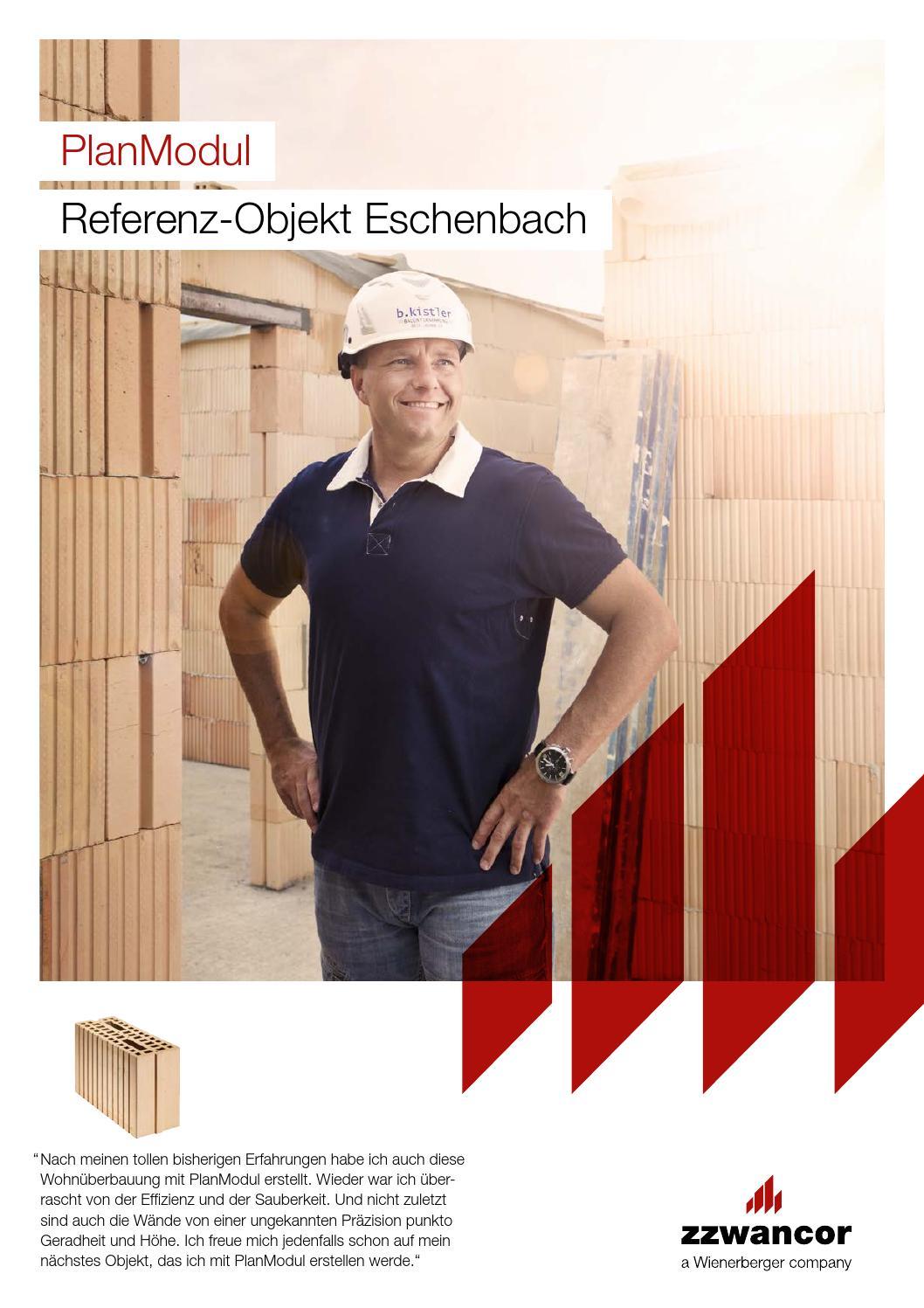planmodul baustelle eschenbach by wienerberger ag issuu. Black Bedroom Furniture Sets. Home Design Ideas