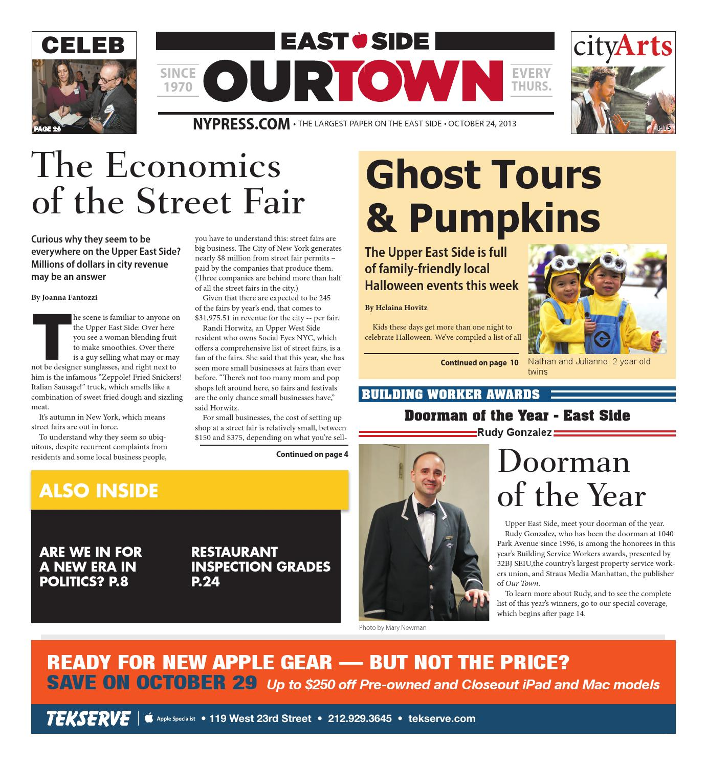 Our Town October 24th, 2013 by Our Town - issuu