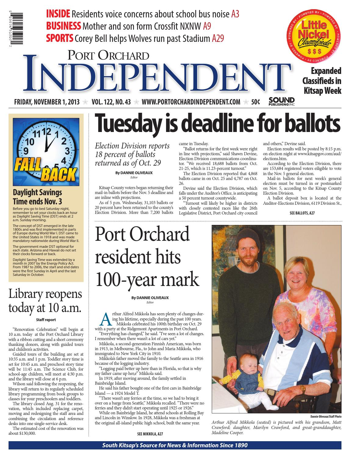 Olympic cycle port orchard - Port Orchard Independent November 01 2013 By Sound Publishing Issuu
