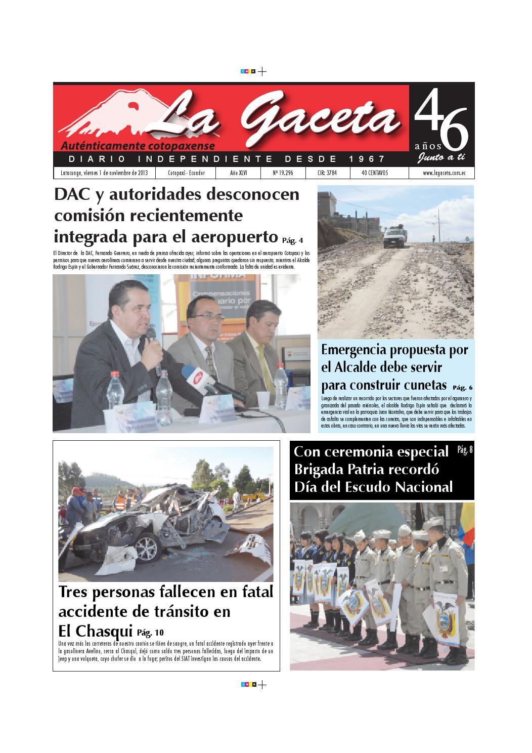 La Gaceta 1 noviembre 2013 by Diario La Gaceta - issuu