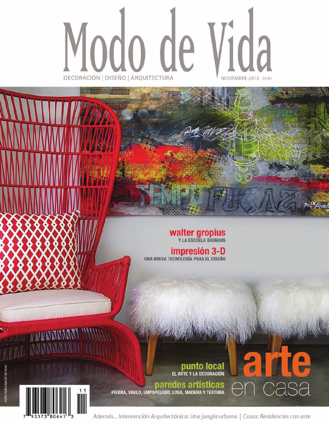 Diciembre 2014 By Modo De Vida Issuu # Muebles Kaguten